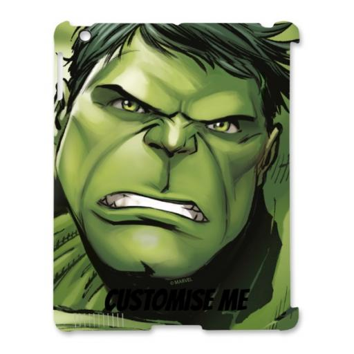 Marvel Avengers Assemble The Hulk iPad 2/3/4 Clip Case