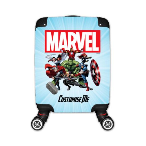 Marvel Avengers Group Kid's Suitcase