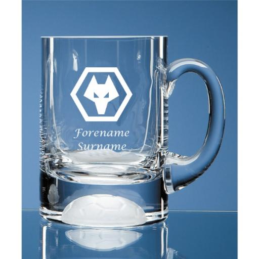 Wolves Ball Base Tankard