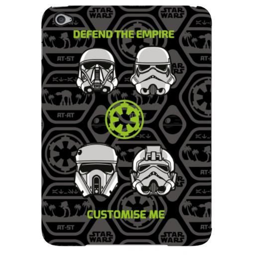 "Star Wars Rogue One ""Defend The Empire"" iPad Mini 4 Clip Case"