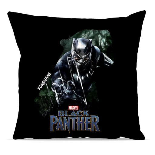 Marvel Black Panther Double Exposure Cushion