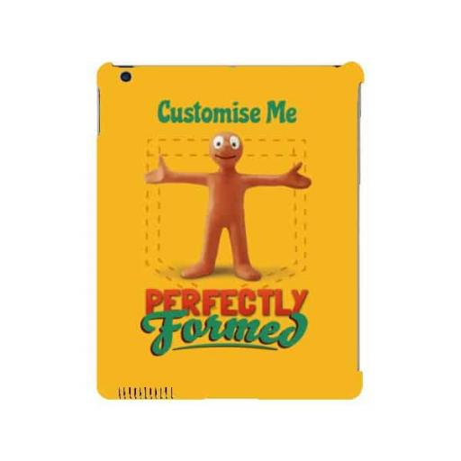 Aardman Morph 'Perfectly Formed' iPad 2/3/4 Clip Case
