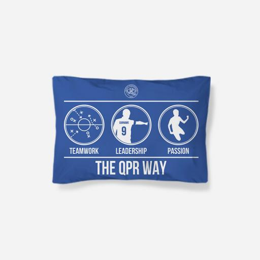 Queens Park Rangers FC Way Pillowcase