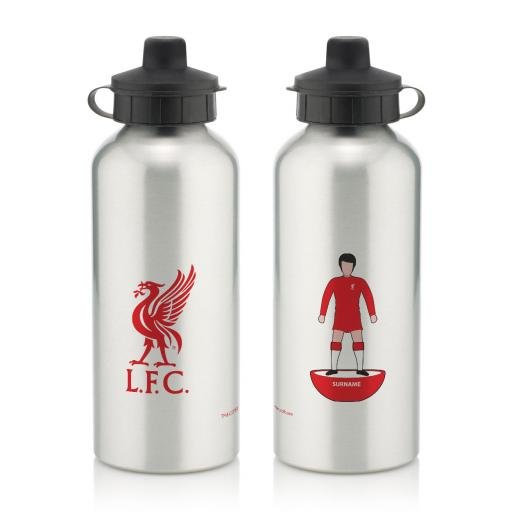 Liverpool FC Player Figure Water Bottle