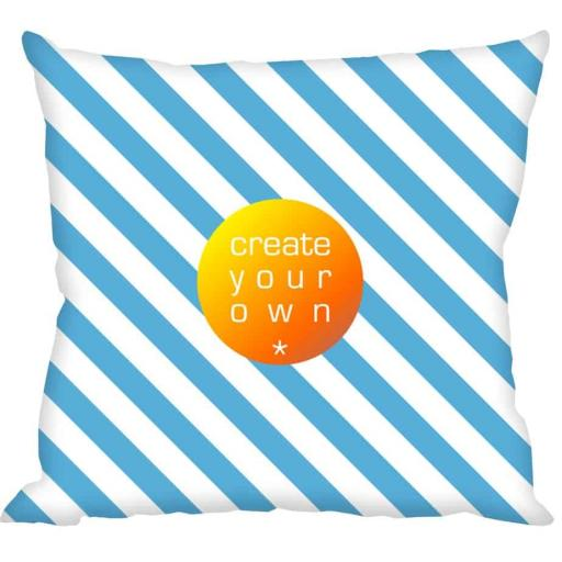 Cushion Cover Only - Textured Linen - Double Sided print - 45cm x 45cm
