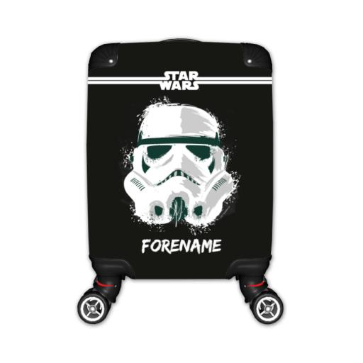 Star Wars Storm Trooper Paint Kid's Suitcase