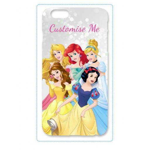 Disney Princess Group Scene iPhone 6+/6S+ Clip Case