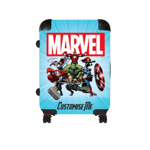 Marvel Avengers Group Cabin Suitcase