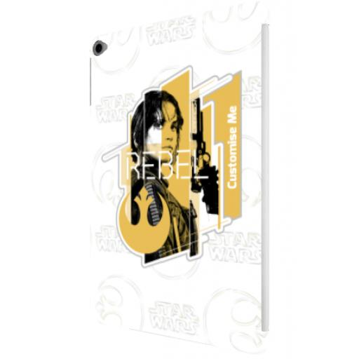 Star Wars Rogue One Jyn Erso iPad Air 2 Clip Case