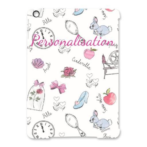 Disney Princess 'Accessories' iPad Air Clip Case