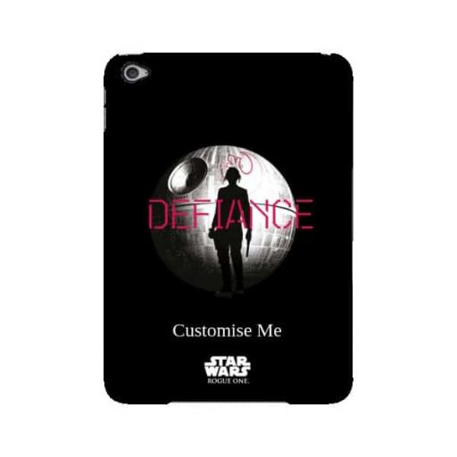 Star Wars Rogue One Defiance iPad Mini 4 Clip Case