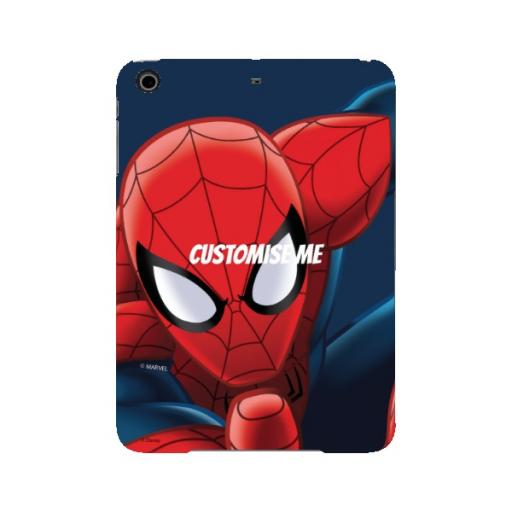 Marvel Ultimate Spider-Man Print iPad Mini 2/3 Clip Case
