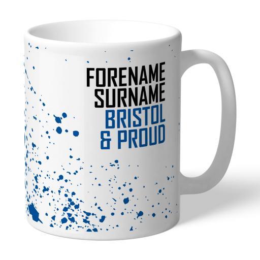Bristol Rovers FC Proud Mug