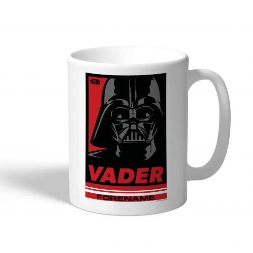 Star Wars Vader Pop Art Mug