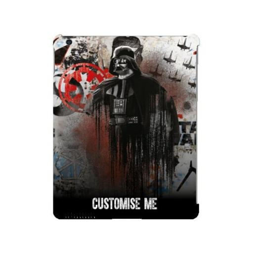 Star Wars Rogue One Darth Vader iPad 2/3/4 Clip Case