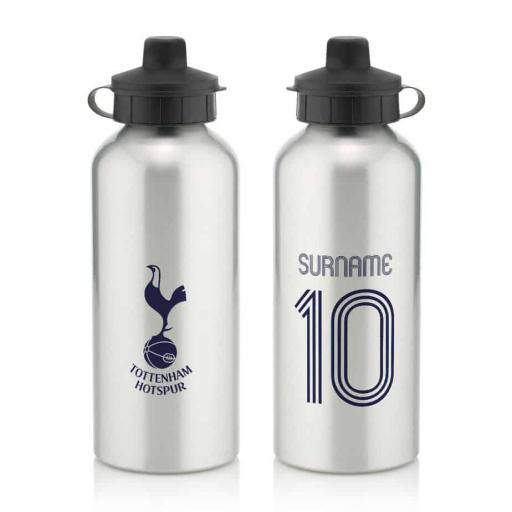 Tottenham Hotspur FC Retro Shirt Water Bottle