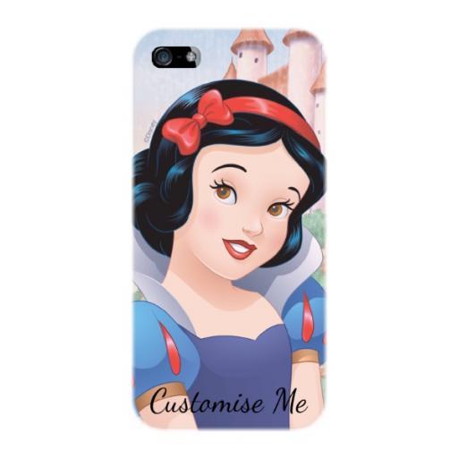 Disney Princess Snow White iPhone 5 /5S / 5SE Clip Case
