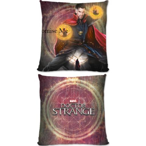 Marvel Doctor Strange 'Sorcerous' Small Fiber Cushion
