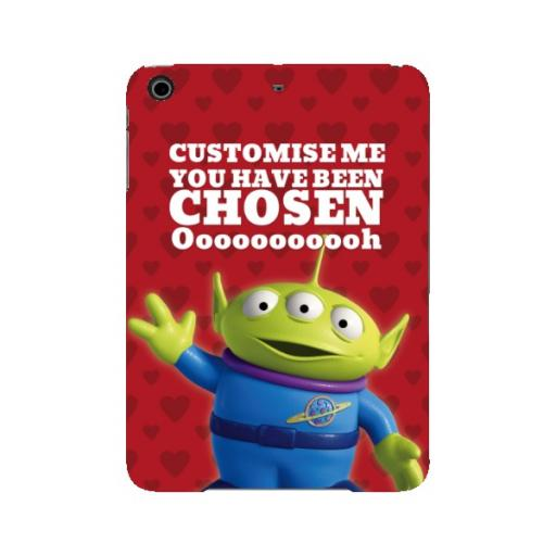Disney Toy Story Valentines Alien You Have Been Chosen iPad Mini 2/3 Clip Case