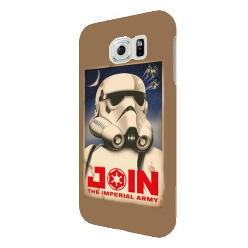 """Star Wars Rebels """"Join The Imperial Army"""" Samsung S6 Clip Case"""