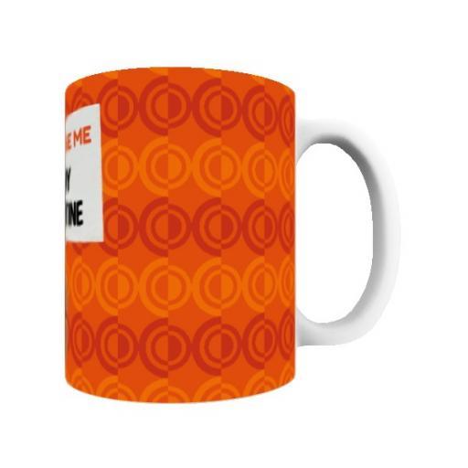 Aardman Morph Be My Valentine Mug
