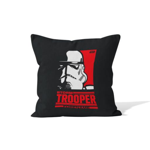 Star Wars Storm Trooper Pop Art Cushion Cushion 45 x 45