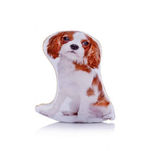 Blenheim King Charles Spaniel Midi Cushion Perfect For Dog Lovers