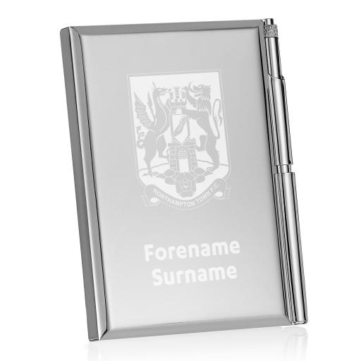 Northampton Town FC Crest Address Book