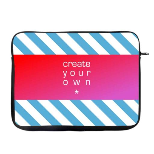 Create Your OwnLaptop Sleeve Case -Neoprene - 13 inch