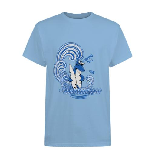 Number One Surf Fan T-Shirt