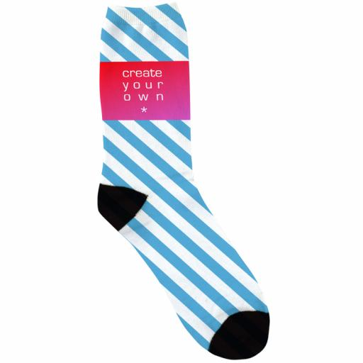 Socks - 100% Cool Weave Polyester - Size 4-7