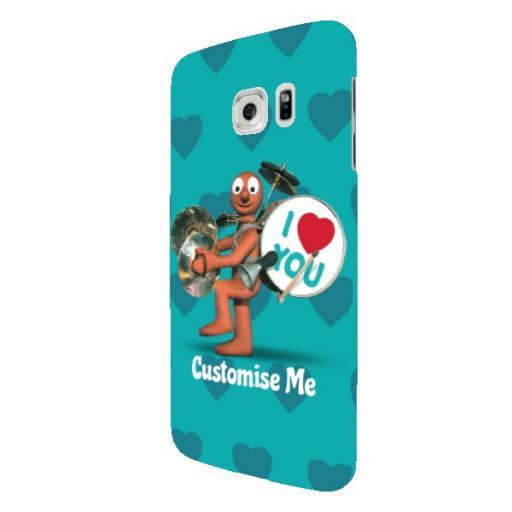 Morph 'I Love You' Samsung Galaxy S7 Edge Clip Case