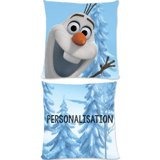 Disney Frozen Olaf Small Fiber Cushion