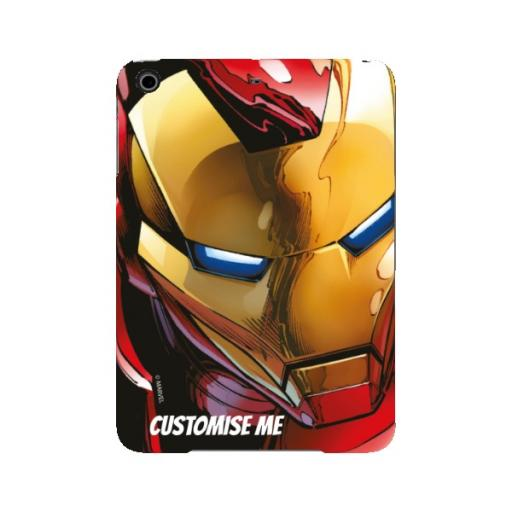 Marvel Avengers Assemble Iron Man iPad Mini 2/3 Clip Case