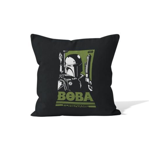 Star Wars Boba Pop Art Cushion