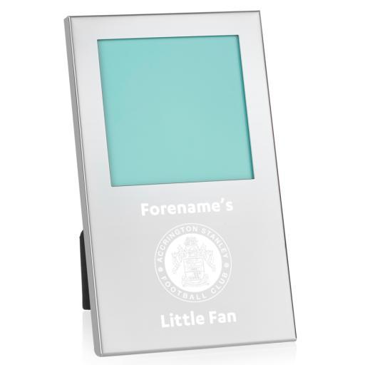 Accrington Stanley Little Fan Photo Frame