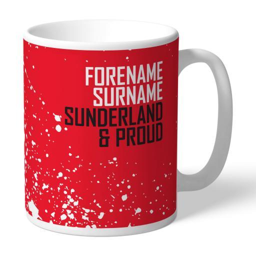 Sunderland AFC Proud Mug