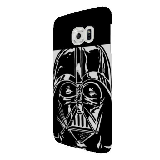 Star Wars Classic Darth Vader Samsung Galaxy S6 Edge Clip Case