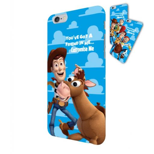 Disney Toy Story You've Got A Friend In Me iPhone 5 /5S / 5SE Clip Case