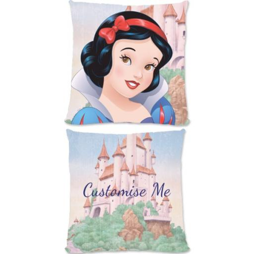 Disney Princess Snow White Large Fiber Cushion