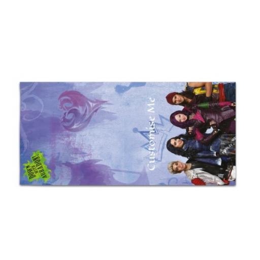Disney The Descendants Group Design Large Towel