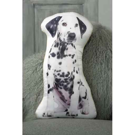 Dalmatian Shaped Cushion Perfect Gift For Dog Lovers